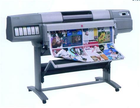 plotter de inyecci 243 n de tinta hp designjet 5500 graphic industry plotter de inyecci 243 n de tinta