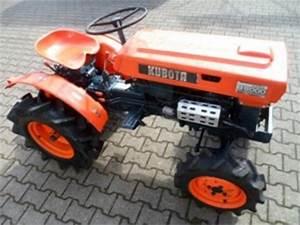 Kubota B6000 Tractor Workshop Service Repair Manual