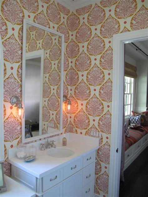 katie ridder leaf wallpaper design ideas