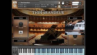 Kontakt Grandeur Library Piano Native