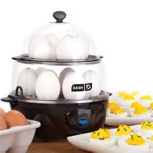 Deluxe Dash Egg Cooker Instructions