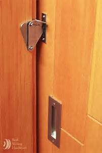 Privacy Teardrop Sliding Door Lock  44