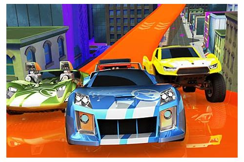 download game mobil hot wheels