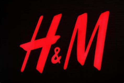 Logo Of An H And M Store Pictured In Warsaw  Fashion Week