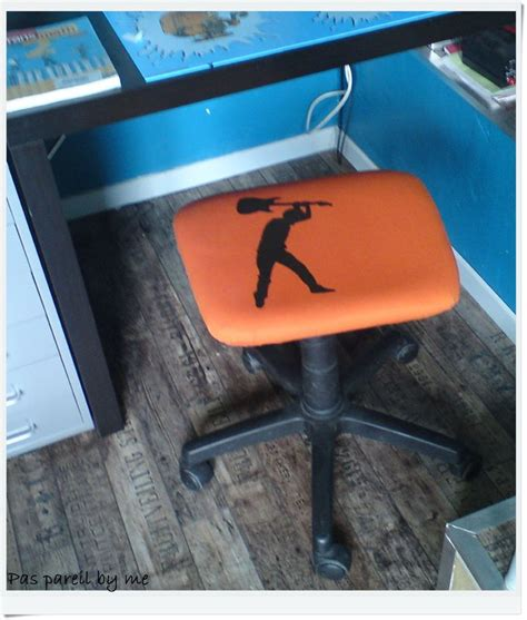 relooker une chaise de bureau quot before after quot pas
