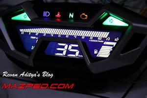 Modifikasi Speedometer New Cb150r