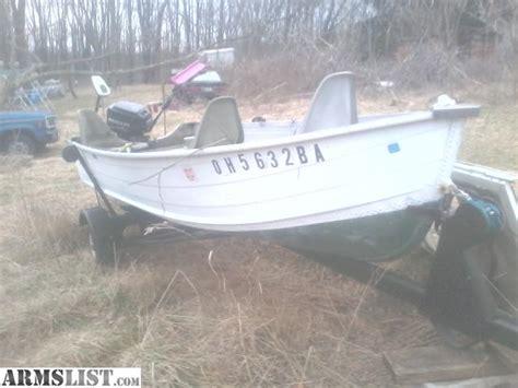 Aluminum Boats V Bottom by Armslist For Sale Trade 1969 Aluminum V Bottom Boat