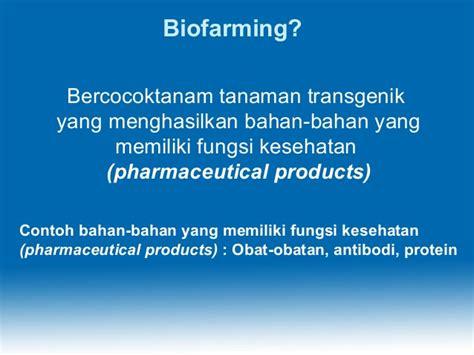 kuliah pendahuluan bioo teknologi pertanian