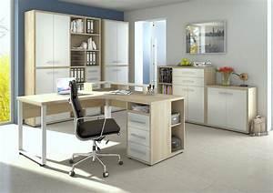 Büro Set Möbel : arbeitszimmer b rom bel b ro maja m bel set set plus set 2 ~ Indierocktalk.com Haus und Dekorationen