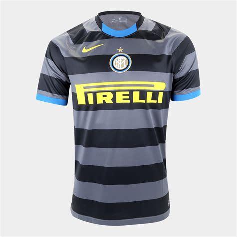Inter De Milão - Novas camisas da Inter de Milão 2020-2021 ...