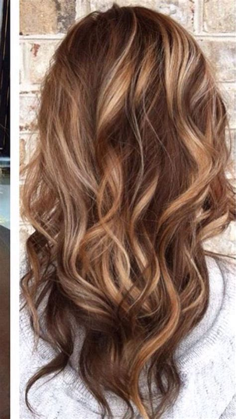 Best Hair Color Fall by Best 25 Fall Balayage Ideas On Fall Hair