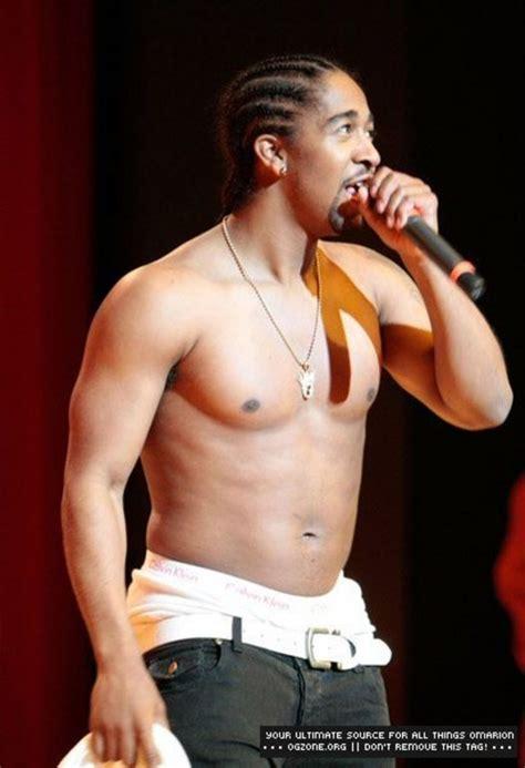 sexiest black men rapperssingersactorsathletes omarion