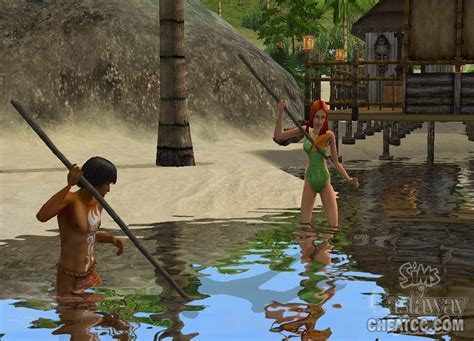 sims castaway stories review  pc