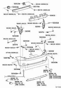Scion Xb Bumper Impact Absorber  Rear   Body  Bar  Interior