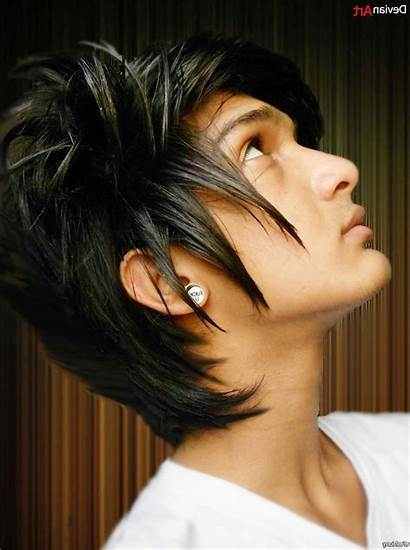 Hair Boys Boy Wallpapers Styles Korean Hairstyle