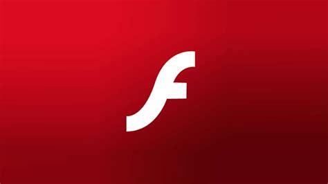 Adiós Adobe Flash Player, ha llegado el fin de una era