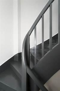 Repeindre Escalier En Bois : repeindre un escalier pour le relooker conseils et ~ Dailycaller-alerts.com Idées de Décoration