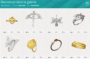 Créer Ses Propres Bijoux : jweel le site pour cr er des bijoux avec l 39 impression 3d ~ Melissatoandfro.com Idées de Décoration