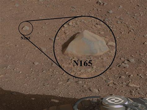 Mars rover Curiosity zaps first rock - CBS News