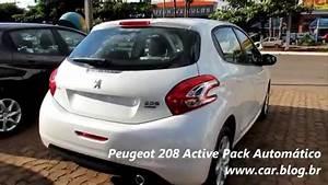 Pack Visibilité Peugeot 208 : peugeot 208 active pack autom tico youtube ~ Medecine-chirurgie-esthetiques.com Avis de Voitures