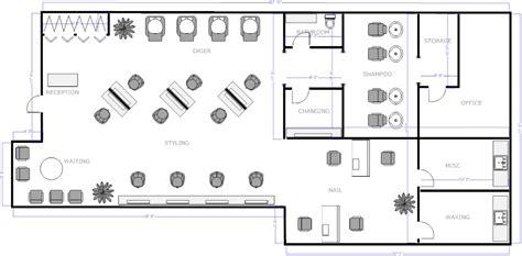 spa floor plans salon floor plan 3 salon business project salons salon ideas and spa