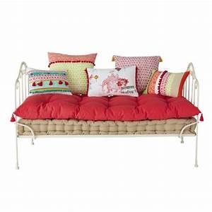 Matelas futon coussin de sol capitonne detente et for Deco chambre enfant avec matelas pour futon pas cher