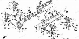 Wiring Diagram Of Motorcycle Honda