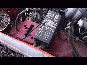 Toyota Tacoma 1996 Fuse Box  30272993   646 To1896