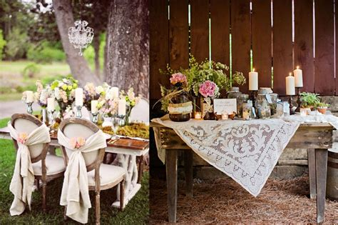 country chic decor wedding decoratingspecial