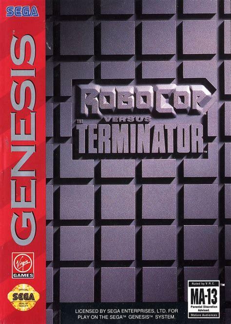 robocop   terminator  game gear  mobygames