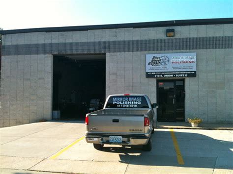 Boat Repair Shops Springfield Mo by Mirror Image Polishing In Springfield Mo Service Noodle