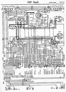 Wiring Diagram For Car  Wiring Diagram Of 1957 Nash Ambassador