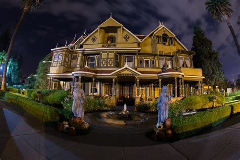 haunted house in california take to s day brunch at the most haunted house