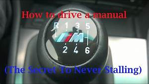 How To Drive A Manual