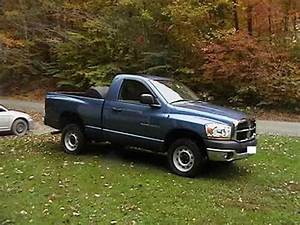 Find Used 2006 Dodge Ram 1500 4x4 6 Speed Manual In Pawlet