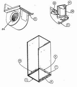 Blower Assy Diagram  U0026 Parts List For Model Fv4bnf003000