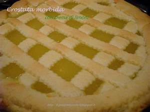 Crostata morbida con crema di limoni senza burro!!!! il Pappamondo