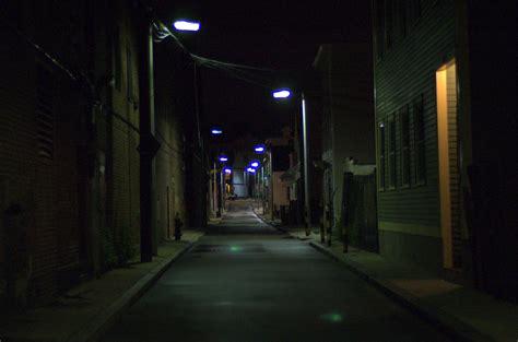 Dark alleyway - a photo on Flickriver