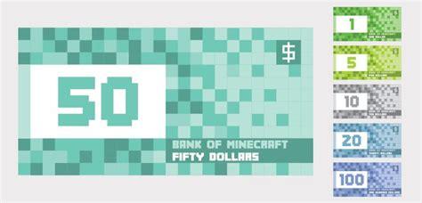 minecraft money paperzip