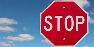 Panneau Stop Paris : griller un stop amende retrait de points points12 ~ Melissatoandfro.com Idées de Décoration