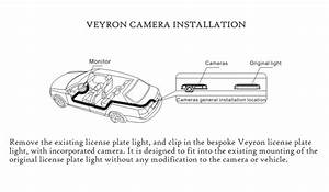 Veyron Vc-vaux Reversing Rear-view Camera For Vauxhall Insignia  2008
