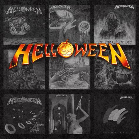 The Very Best Of 1985-1998 By Helloween On