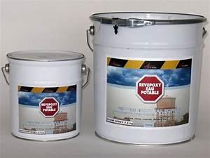 peinture epoxy pour citerne et reservoir d39eau potable With peinture a l eau pour bois