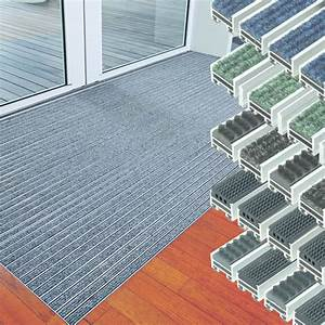tapis d39entree pour trafic normal et intense top clean With tapis de sol entrée