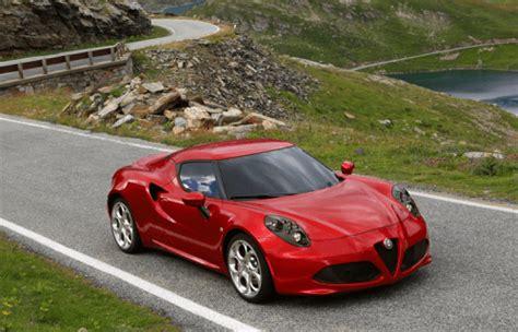 Alfa Romeo 4c European Sales Figures