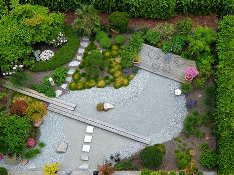 Japanischer Garten Rindenmulch by Steintrend24 De Zen Garten Steintrend24 Splitt Kies