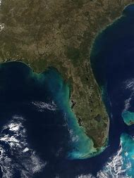Florida From Space NASA