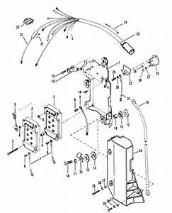 Mariner V  Starter Solenoid Parts