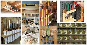Best, Storage, Solutions, For, Your, Tools