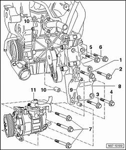 Vw Golf V Mk5 Components And Electrical Diagrams